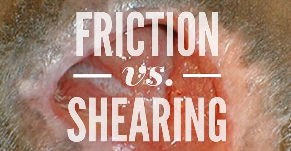 Friction vs. Shearing: What's the Difference?