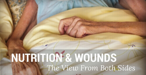 Nutrition and Wounds